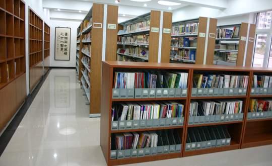 少林寺文武学校图书馆