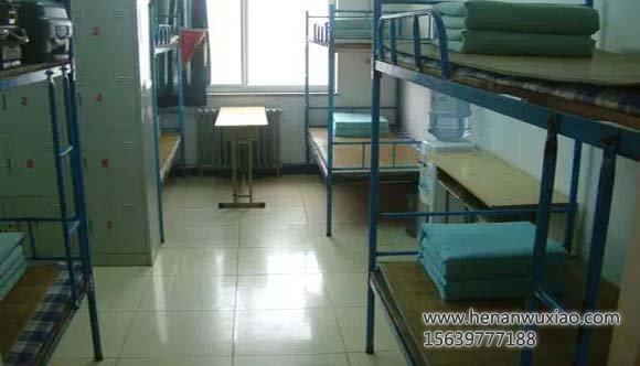 普通班宿舍环境
